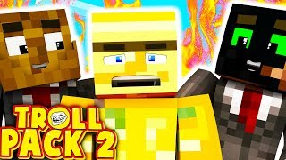 BEN IS BACK AND HE RAGES AT US FOR DESTROYING EVERYTHING... SEND HELP - TROLL PACK SEASON 2 #18