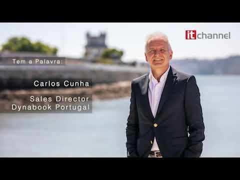 Tem A Palavra: Carlos Cunha | Dynabook| Julho 2021
