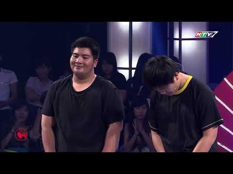 Thách Thức Danh Hài Tập 8 - Phần thi của nhóm thí sinh Gia Phát - Hồng Thuận