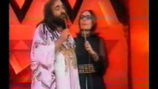 NANA MOUSKOURI and DEMIS ROUSSOS - Island in the Sun