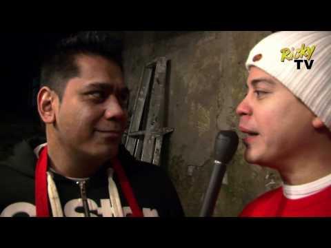 Ricky Risolles met Ricky TV aflevering 1 (Adoe Adoe Party 2012)