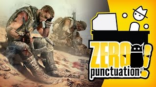 6. SPEC OPS: THE LINE (Zero Punctuation)
