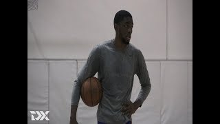 Shake Milton 2018 Pre-Draft Workout/Pro Day and Interview by DraftExpress