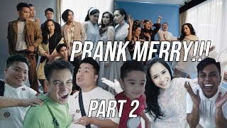 Video PRANK MERRY PART 2. ABIS DIBELANJAIN KENA LAGI!!!! HAHAHA MP3, 3GP, MP4, WEBM, AVI, FLV April 2019