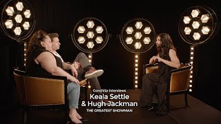 Video Conchita meets Keala Settle & Hugh Jackman (THE GREATEST SHOWMAN Interview) MP3, 3GP, MP4, WEBM, AVI, FLV Agustus 2018