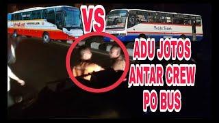 Video Terbaru !!! CREW bus adu J0tos di jalan raya... MP3, 3GP, MP4, WEBM, AVI, FLV Februari 2019