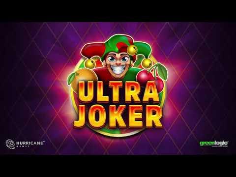COMING SOON: Ultra Joker - 13th May 2021
