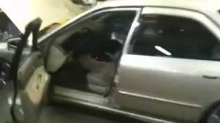 Full custom Honda accord wagon