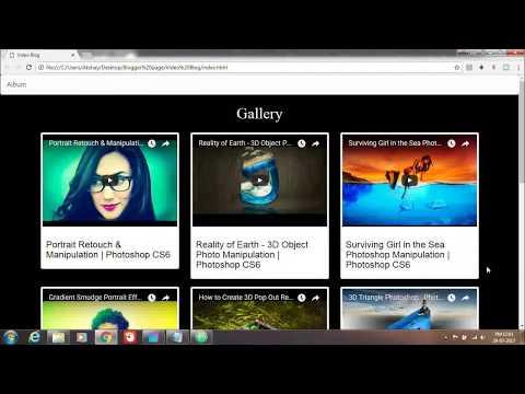 Full Website Design Tutorial In Bootstrap Studio