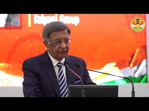 Doyen of Indian Defence Industry, Baba Kalyani speaks at 4th Defence Attaches' Conclave