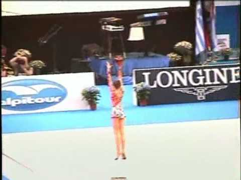 WATCH: Amazing Gymnastics with a Ball