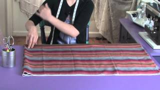 Video How to Sew a Caftan Dress : Sewing Lessons MP3, 3GP, MP4, WEBM, AVI, FLV September 2018