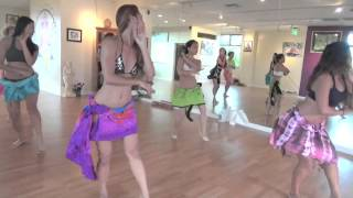 Tahitian Dance Class with instructor Noe at the Maui Yoga & Dance Shala - Wailea Shot by Shakta Produced by Nadia Toraman ...