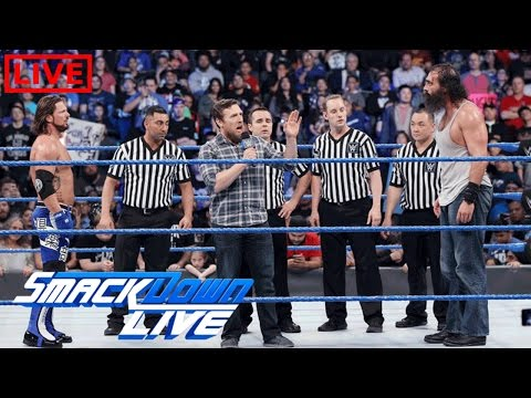 Video WWE SMACKDOWN LIVE 22 February 2017 Full Show download in MP3, 3GP, MP4, WEBM, AVI, FLV January 2017