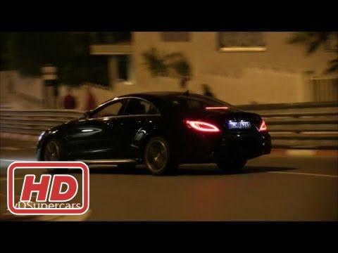 [ Mr Glenn ] 2016 Mercedes CLS 63 AMG S C218 in Monaco - Launch Control, Accelerations & Sound!