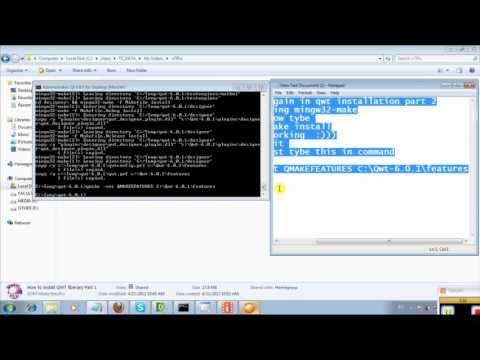 comment installer qwtplot3d