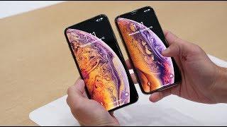 Первый обзор iPhone XS, Max, XR и Watch S4 из Купертино