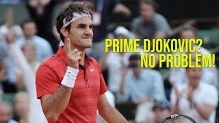 Video Roger Federer - 4 Legendary Winning Streaks He Has Stopped (LIKE A BOSS) MP3, 3GP, MP4, WEBM, AVI, FLV Maret 2019