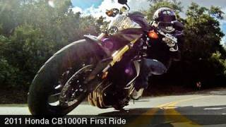 9. MotoUSA 2011 Honda CB1000R Video