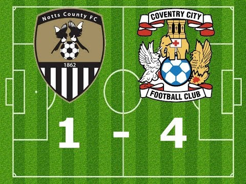 Notts County Vs Coventry City League Two Playoffs, Leg.2 18.05.2018