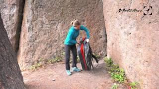 Session Crash Pad by Metolius Climbing