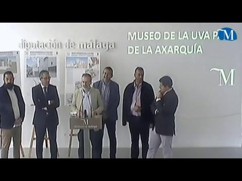 Presentación del proyecto del Museo de la Uva Pasa de la Axarquía