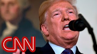 Trump: US, France and UK launch strikes on Syria waptubes