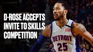 Derrick Rose Set To Return To Chicago For Skills Competition | The Handles Are Too Elite