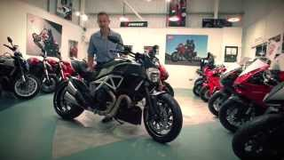 9. 2014 Ducati Diavel Review