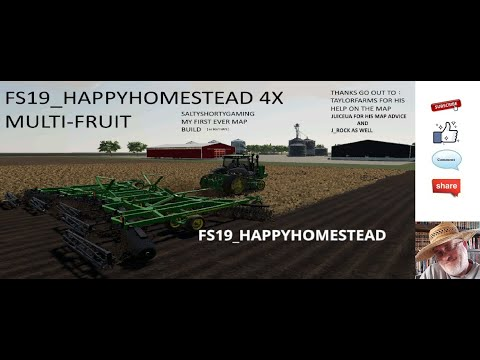 FS19 Happy Homestead v1.1.0