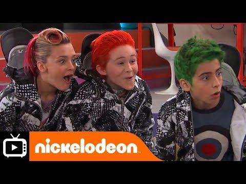 Nicky, Ricky, Dicky & Dawn | Invitation | Nickelodeon UK