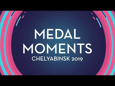 Men Medal Ceremony | Chelyabinsk 2019 видео