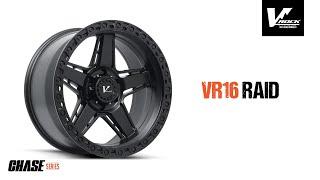 VR16 Raid Satin Black video thumbnail