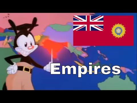 Yakko's World but Empires Still Exist
