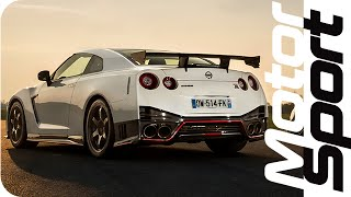 Nissan GT-R Nismo : Lap Time on Magny-Cours Club by Motorsport Magazine