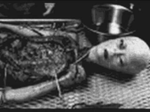 UFO Contact -Area 51/ Alien Autopsy-1947 16mm film/ *Roswell NASA X-Files