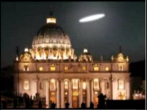 Jesuit Pope Francis to Take Vatican Helm as Church Readies for UFO Arrival (Cris Putnam)