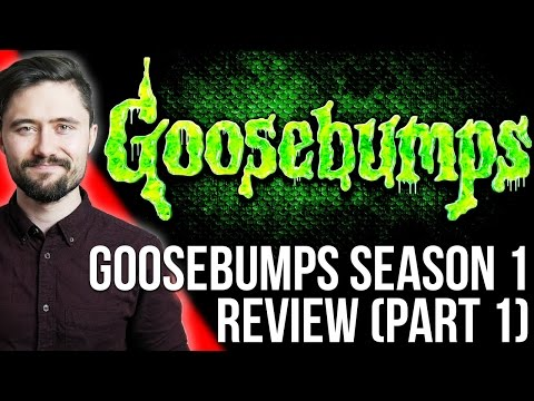 Goosebumps Season 1 Review - Halloween Special! (Part 1)