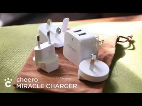 cheero Miracle Charger