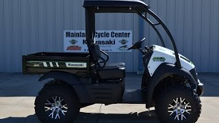 2. $8,599:  2015 Kawasaki Mule 610 XC Special Edition Overview and Review!