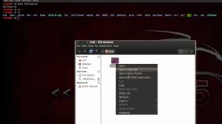 Hacking Tutorials - 3 -  Basic Backtrack And Bash Shell Usage