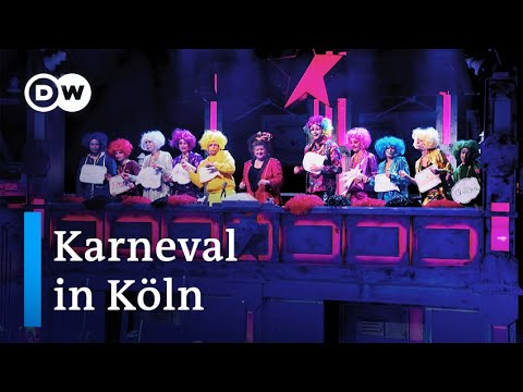 Kölner Karneval für Anfänger: Die wichtigsten Begriff ...
