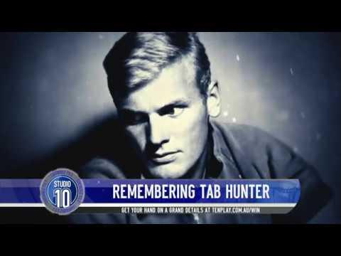 Remembering Tab Hunter | Studio 10