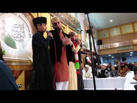 Video GROUP NAAT!!! - 21st Annual Mehfil-e-Naat, Manchester UK 12 December 2015 1080p HD download in MP3, 3GP, MP4, WEBM, AVI, FLV January 2017