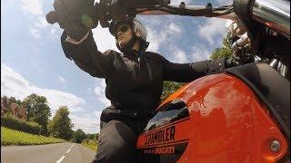 4. Ducati Scrambler Sixty2 Review