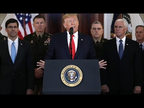 """Διάψευση Τραμπ για αμερικανούς νεκρούς κατά τις επιθέσεις του Ιράν – """"Θα επιβάλλουμε νέες κυρώσει…"""