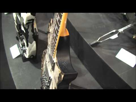 Musikmesse 2014 ESP USA & Signature guitars