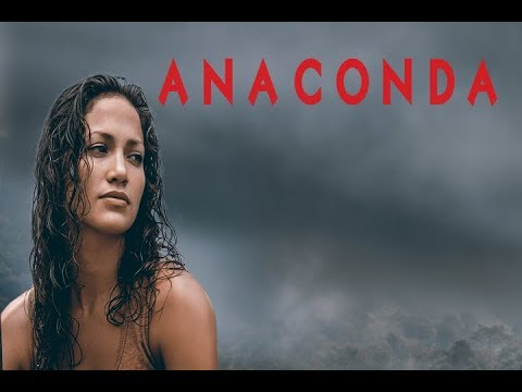 Anaconda - starring Jennifer Lopez, Ice Cube - available now on Blu-ray - Snake Attack Clip!