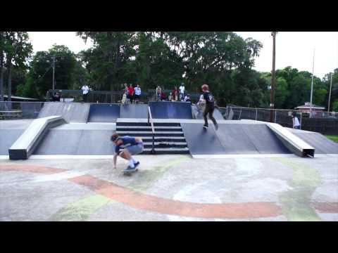 Go Skate Day 2013 at Woody's Skate Park