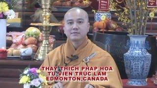 Rồng Bay Phượng Múa - Thầy. Thích Pháp Hòa tại Regina, SK (Jan.29. 2012)